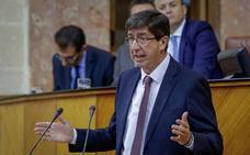 Juan Marín asumirá Turismo en la vicepresidencia del Gobierno