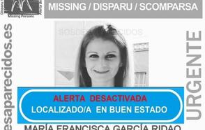 Hallan a la mujer desaparecida en Níjar el pasado martes