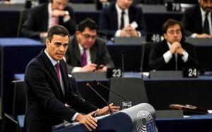 Sánchez llama a «proteger Europa» de la ultraderecha y los nacionalismos excluyentes