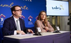 Bisbal se vuelve a aliar con la Diputación para promocionar Almería en Fitur 2019
