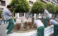 Almuñécar becará a 135 vecinos parados con 450 euros al mes mientras les enseña un oficio