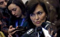 Calvo evita apostar por la candidatura de Susana Díaz en unas futuras elecciones autonómicas