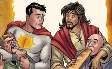 Un grupo español exige que DC retire un cómic sobre la segunda venida de Cristo