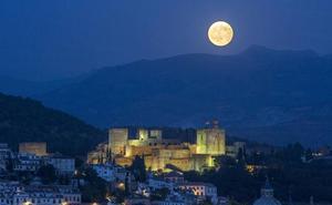 Superluna de sangre: horario y dónde ver el eclipse lunar total de este fin de semana