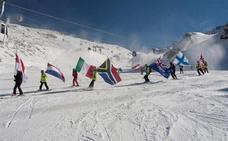 Un Día Mundial de la Nieve de récord