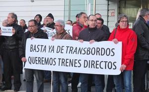 Los 'peros' de la Mesa del Tren a los presupuestos para Almería
