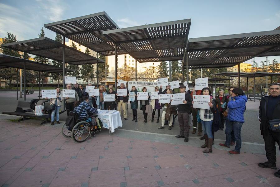 CCOO denuncia que Granada es la provincia andaluza con una tasa más alta de pacientes en lista de espera