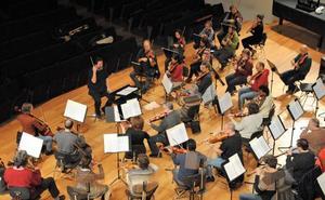 La OCG estrena esta noche la 'Sinfonietta' de Swensen
