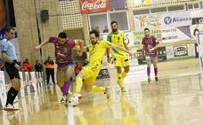 El Jaén FS, sin tiempo para saborear el éxito copero, prepara el choque ante Movistar Inter