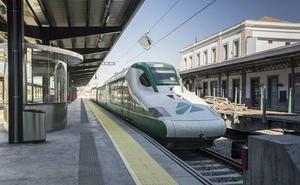 Trenes AVE circularán en pruebas ya este fin de semana en la línea de Granada