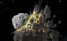 El impacto de asteroides en la Tierra se triplicó en la era de los dinosaurios