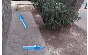 La Policía Local de Granada advierte de la cuantiosa multa por echar azufre en la calle: «No evita que los perros orinen»