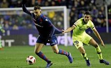 Rechazada la demanda del Levante, el Barça jugará los cuartos