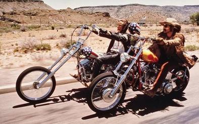 'Easy Rider', medio siglo en la carretera
