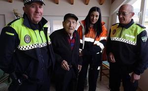 La colaboración ciudadana permite localizar a un mayor enfermo de Alzheimer desaparecido en Íllora