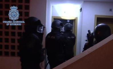 El yihadista detenido en Málaga se quería inmolar en la feria de Manilva