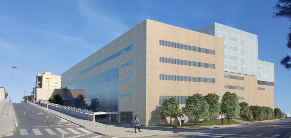El futuro edificio de Consultas Externas sale a concurso por más de 10 millones