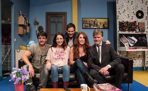 Eloy Arenas encabeza hoy el reparto de la obra 'Burundanga'
