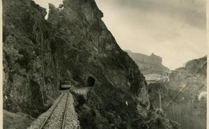 Tras las huellas del tranvía de la Sierra