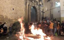 28 lumbres arderán, si el tiempo deja, este tercer San Antón sabatino