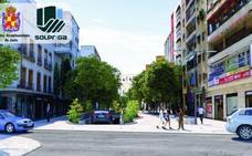 Los comerciantes solicitan que las obras en la calle Roldán y Marín no se eternicen
