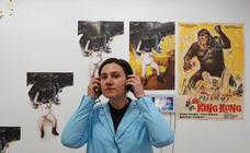 Así es el último proyecto de Valle Galera, una de las artistas más prometedoras del arte contemporáneo