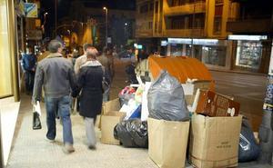 El Ayuntamiento recibe una única oferta para la gestión de la recogida de papel y cartón usado