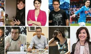 El reto de los 10 años, a la 'granaína': cómo han cambiado nuestros ilustres