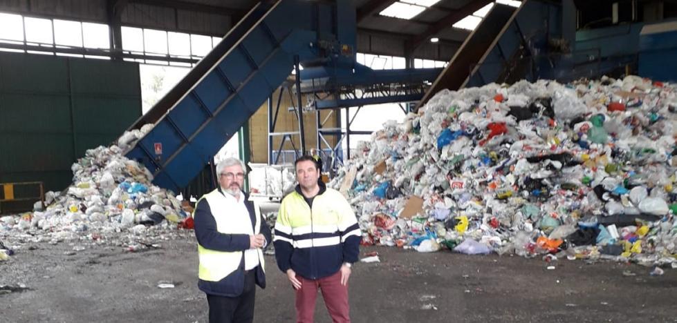 La provincia recicla cinco veces más envases que en el año 2001