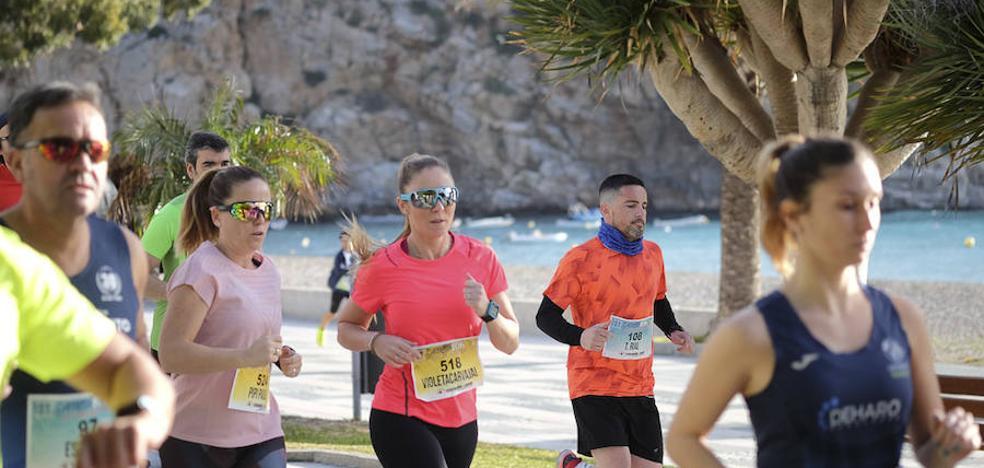 El Mouaziz y Claudia Estévez ganan en la carrera de Carchuna-Calahonda