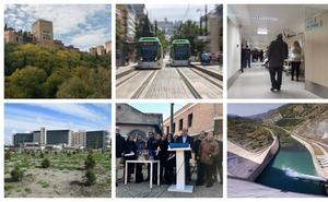 Las asignaturas pendientes del nuevo gobierno con Granada