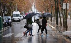 La lluvia vuelve a Granada tras 40 días de sequía