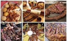 6 restaurantes para disfrutar de las mejores carnes a la brasa en Granada