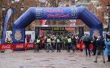 Una carrera única en Granada: la Ruta 091 organizada por la Policía