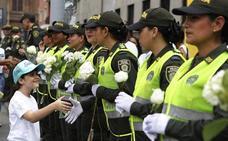Colombia se une para condenar el terrorismo