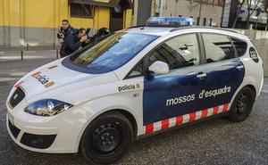 Muere un detenido en una comisaría de Mossos por una «indisposición»
