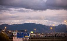 Gran nevada en Sierra Nevada tras más de un mes de ausencia