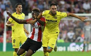 Villarreal-Athletic, en directo