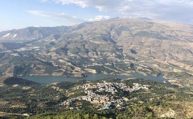 El megatendido eléctrico previsto para el Valle de Lecrín abre un fuerte debate