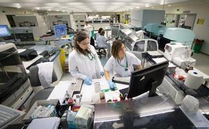 La 'fábrica' de los análisis clínicos