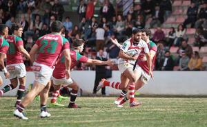 Primera épica en el Municipal Juan Rojas como campo de rugby