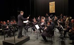 La música del holandés Jacob de Haan, en el inicio de temporada de la Banda Municipal