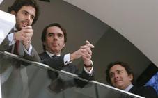 Aznar se pasa a la 'Fórmula E'