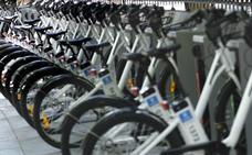 Detenida una pareja como autora de ocho robos de bicicletas en la zona Norte de Granada