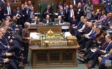 Theresa May presenta ante el Parlamento un 'plan b' sin avances ni acuerdos