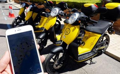 Del robo de las bicis amarillas al de las motos del mismo color