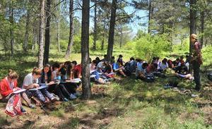 Educación ambiental, más allá de «ir de excursión»