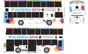 Almería se promocionará en los icónicos autobuses de Londres