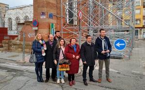 182.000 euros para la renovación del Mercado de las Frutas y Verduras