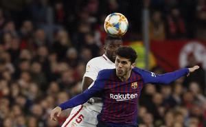 Sevilla-Barça, en directo